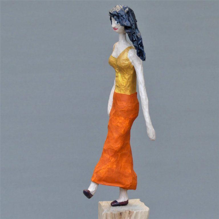 Workshop Skulptur Mitten im Leben